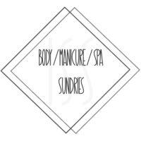 Body Manicure Spa Sundries
