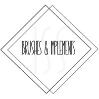 Brushes, Tools & Implements