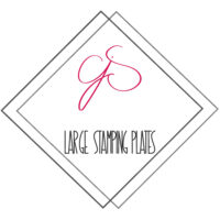 CJS Large Stamping Plates