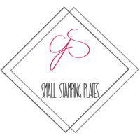 CJS Small Stamping Plates