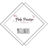 Pink Pewter Miscellaneous
