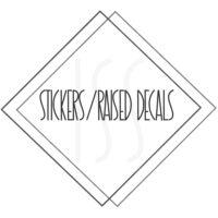 Stickers/Raised